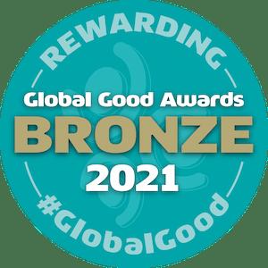 Global Good Awards Bronze 2021